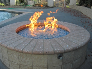 Fire Pit Remodel