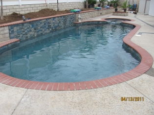 Freeform Pool Reno