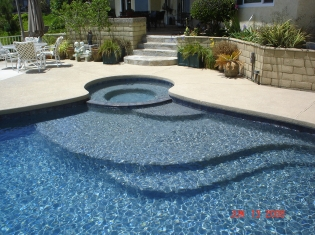 Mertens Pool _ Spa Remodel