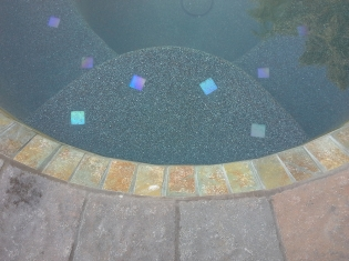 New Tile and Coping