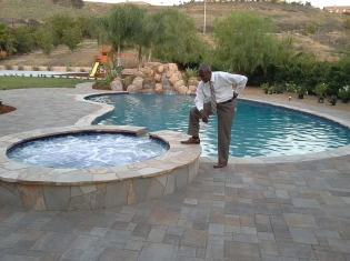 Newly Renovated Custom Pool