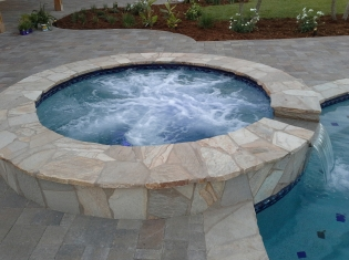 Raised Spa