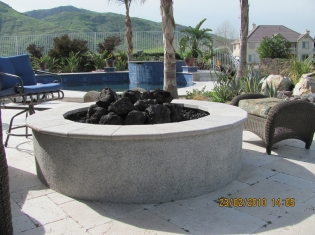 Renovated Fire Pit